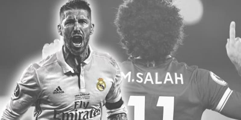 Sergio Ramos Sudah Tidak Sabar Ingin Mencoba Permainan Mohamed Salah