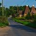 Oast houses near Wingham