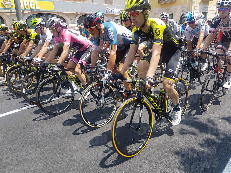 Giro d'Italia a Sapri (3)
