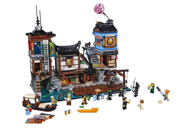 70657 Ninjago City Docks -  (3)