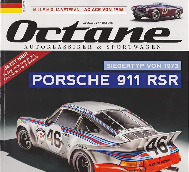 Image of Octane (Deutschland) 29/2017