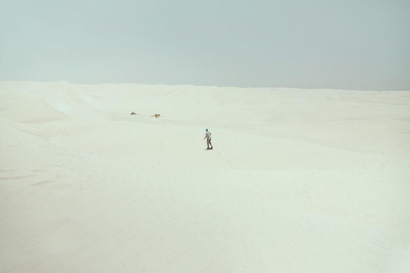 Sugar Dunes, Ras Binawat, Oman