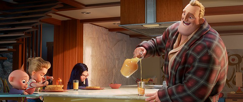 Incredibles 2 stills