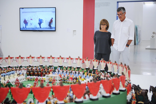 """""""The World's Game: Fútbol and Contemporary Art"""" Museum Circle Preview Reception"""