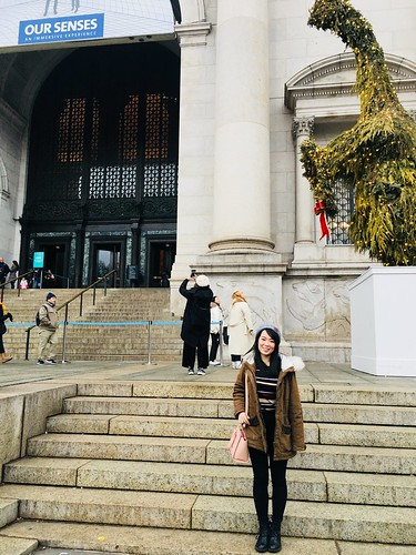 New York Nature History Museum. Elaine Jiang: #StudyAbroadBecause...there was nowhere to go but everywhere!