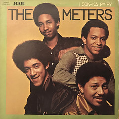 THE METERS:LOOK-KA PY PY(JACKET A)