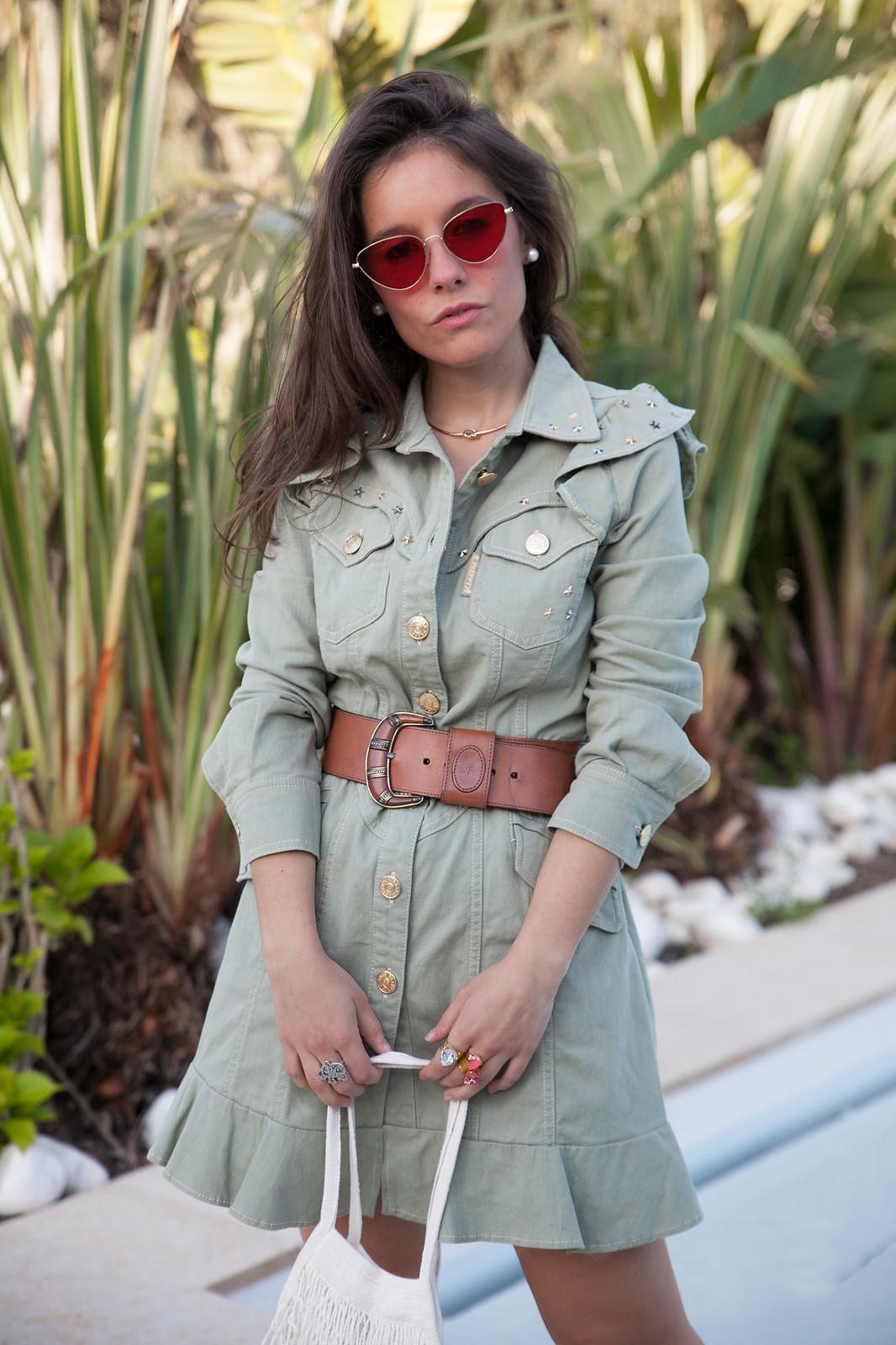 esl vestido de moda que vas a querer llevar esta primavera es de Highly Preppy no de Zara ni Mango