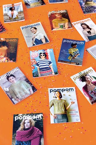 Pom Pom Press titles...
