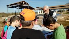 L'alumnat de 5è va a visitar el Romeral