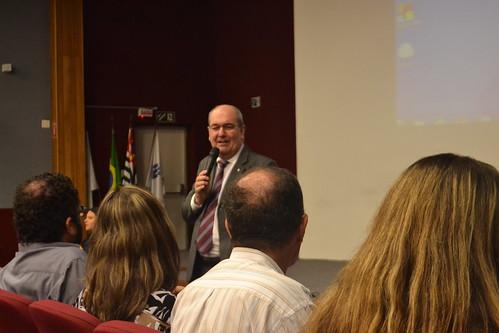Reunião da Reitoria com alunos da Escola de Teologia do 2º/3º/4º Anos
