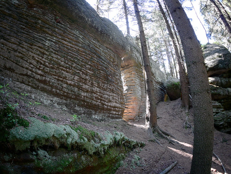 Broumowskie Ściany