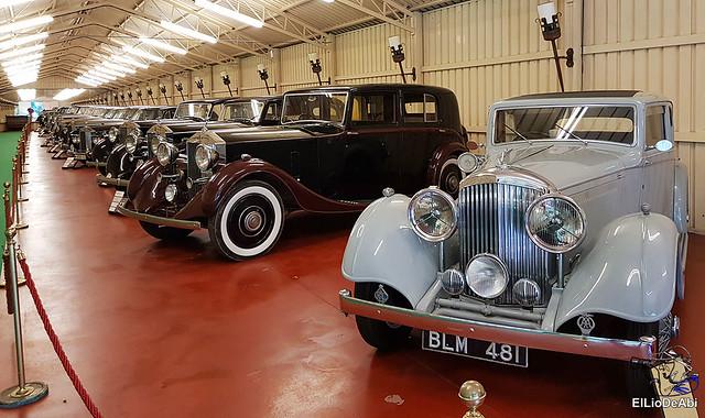 los Rolls Royce y otros clásicos de la Torre de Loizaga 12