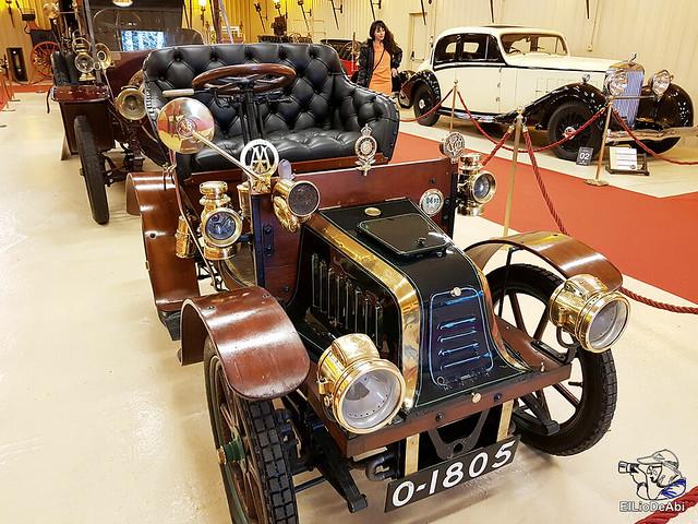 los Rolls Royce y otros clásicos de la Torre de Loizaga 5