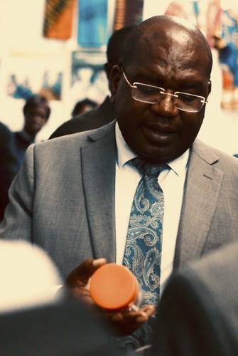 National Food and Nutrition Summit - Dr Chitalu Chilufya 2