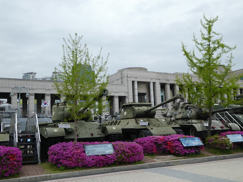 War Memorial of Korea, Seoul