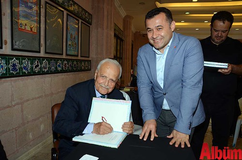 Haşim Yetkin, Alanya Belediye Başkanı Adem Murat Yücel