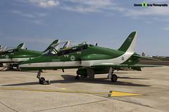 8819 - 6Y013 - Saudi Hawks - Royal Saudi Air Force - British Aerospace Hawk 65A - Luqa Malta 2017 - 170923 - Steven Gray - IMG_0267