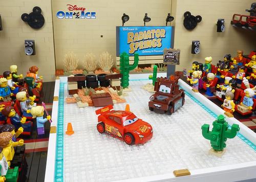 Disney On Ice - Cars 1