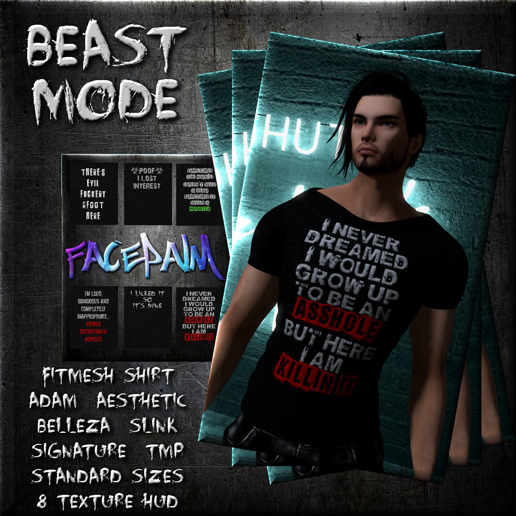 +FC+ Beast Mode