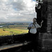 Richard on top of Wallace's Monument