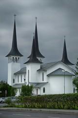 Церковь Хатейгскиркья. Рейкьявик, Исландия