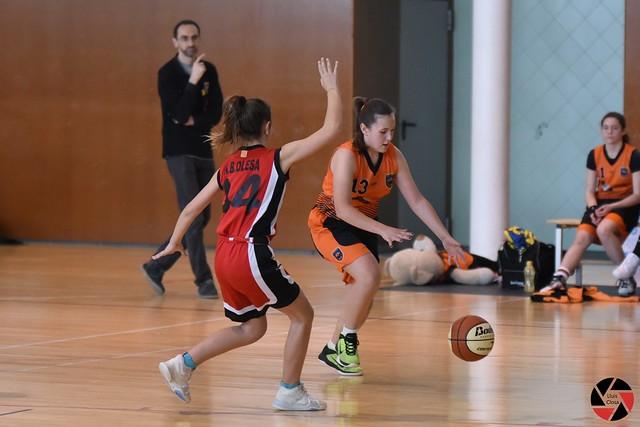 2018.04.28 Preinfantil femení vs Nou Basquet Olesa