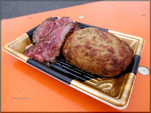 Photo:2018-04-27_T@ka.の食べ飲み歩きメモ(ブログ版)_肉フェス2018で格之進熟成肉とハンバーグ【Event】_02 By:logtaka