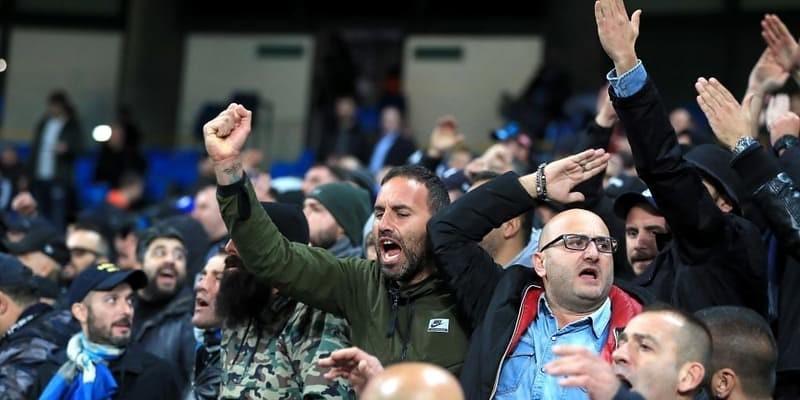 Fans Napoli Terlalu Berlebihan Rayakan Kemenangan Atas Juventus