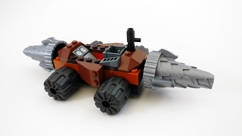 Lego Juniors The Incredibles 2 Underminer Bank Heist
