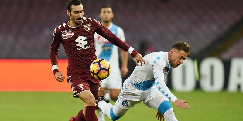 Diimbangi Dengan Torino, Harapan Scudetto Napoli Semakin Tipis