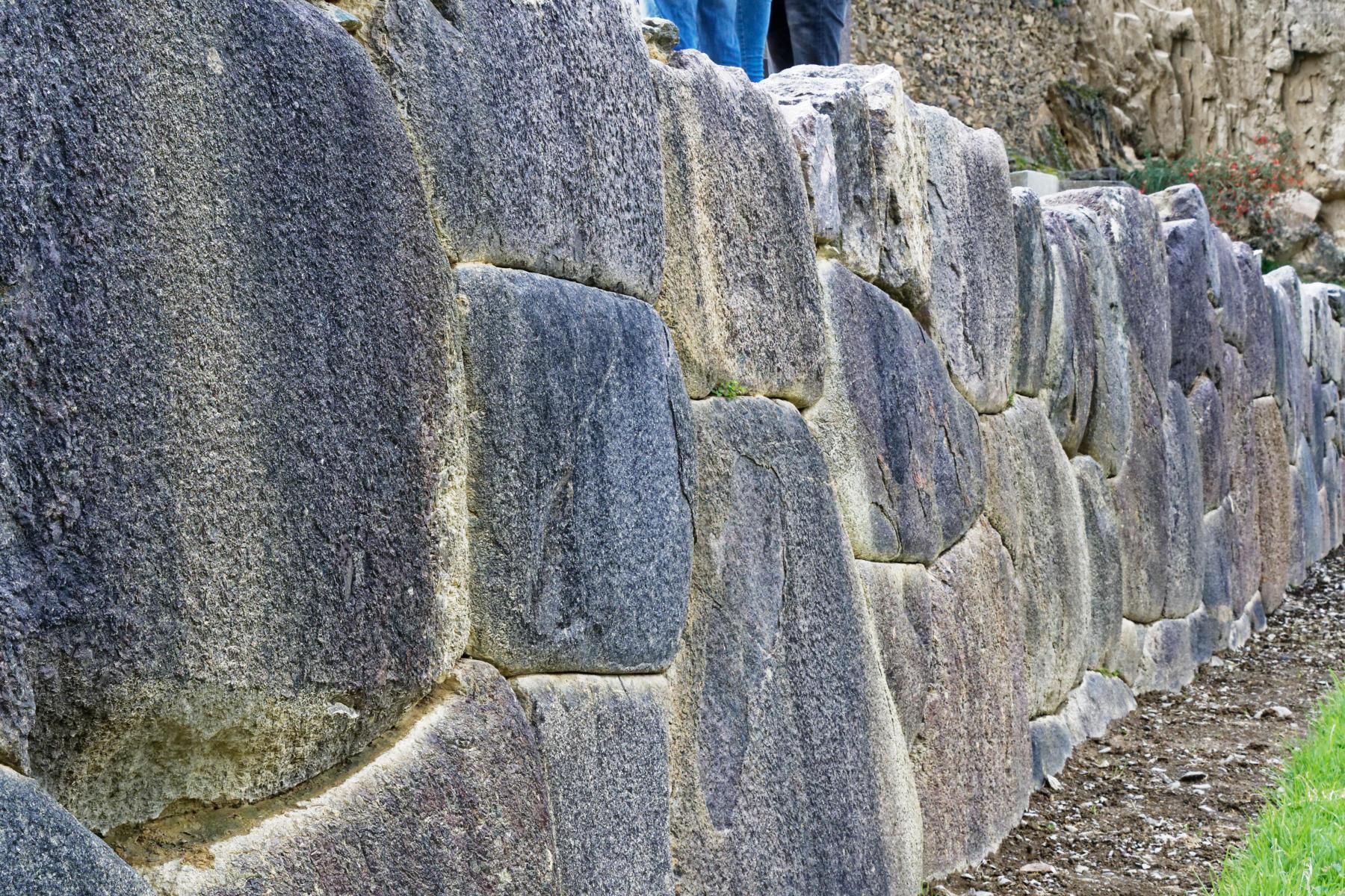Ollantaytambo - Inca stonework