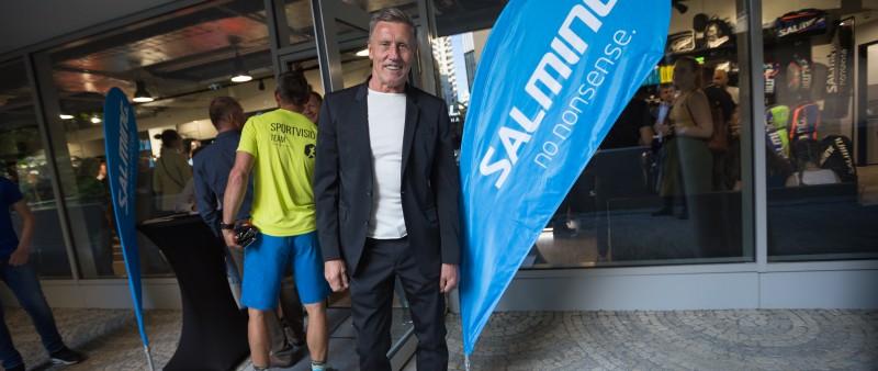 Legenda Salming v Praze: Maraton jsem zvládl i na vozíku