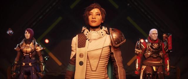 Destiny 2 Warmind - Entering Rasputin
