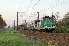 Train 445183 à St Martin au Champs