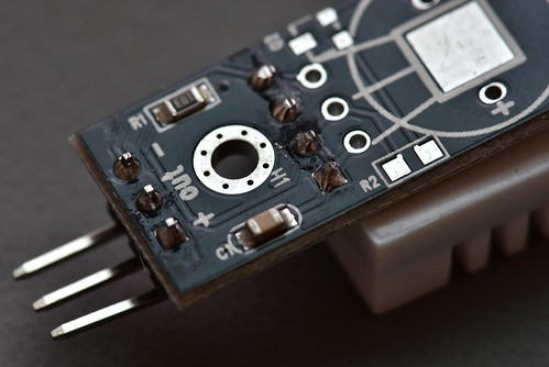 DHT22-Raspberry Pi-溫濕度感測器
