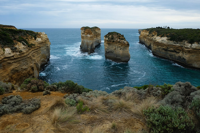 Loch And George, Great Ocean Road, Victoria, Australia