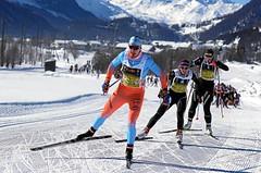 Bruslařský maraton Engadin poprvé ve Visma Ski Classics