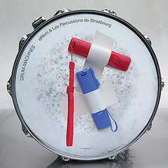 eRikm & Les Percussions de Strabsourg - Drum-Machines