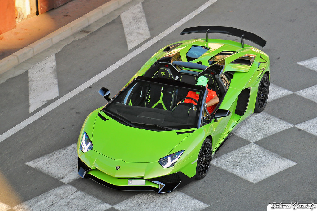 Lamborghini Aventador Sv Roadster You Can Also Follow Me O Flickr