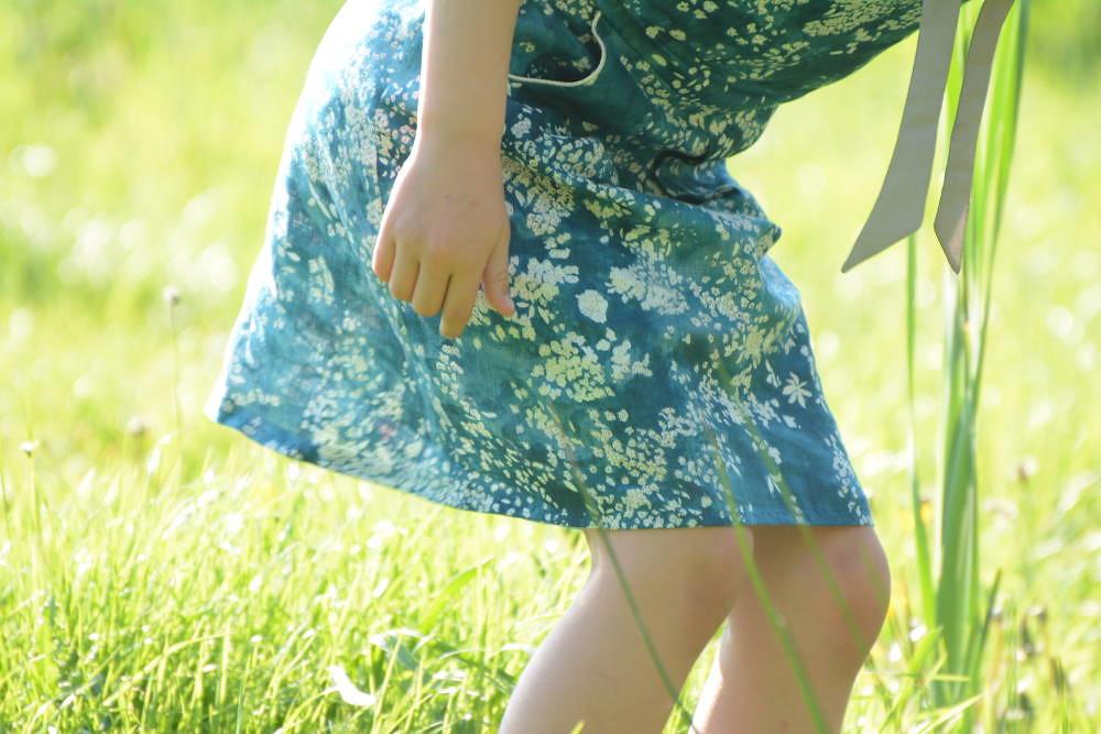 563-09 Antoinette jurk Khadetjes