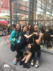 NYC Scavenger Hunt Photo