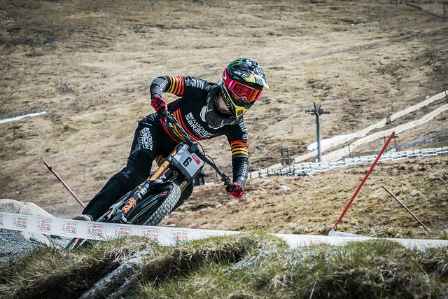 HSBC UK 2018 | National DH Series | R2 Fort William