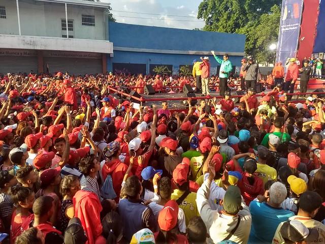 Venezuela está na reta final da campanha eleitoral
