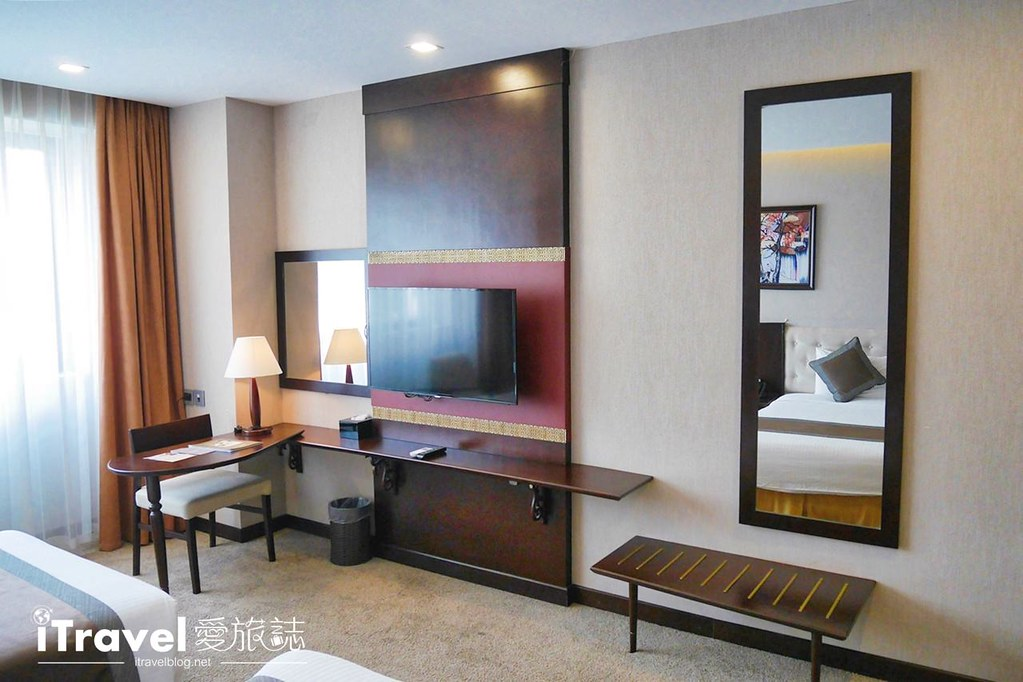 越南孟清河内中心酒店 (14)