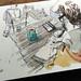 Le planning rédigé au café by velt.mathieu