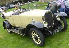 Humber 9/28 Tourer (1929) 1701cc