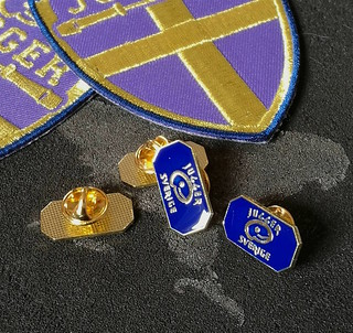 Swedish Jugger Pins