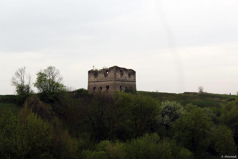 Сутковецький замок