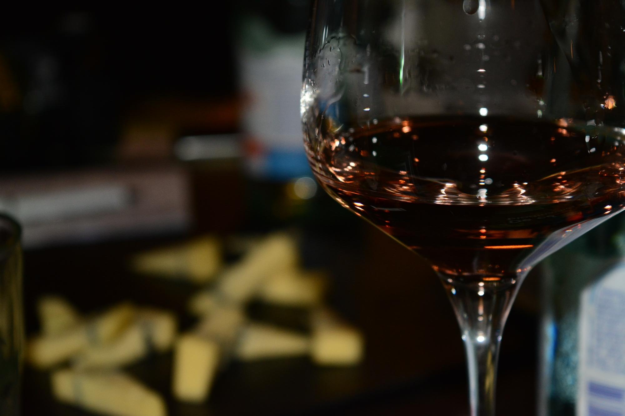 Vin rose domeniul Bogdan