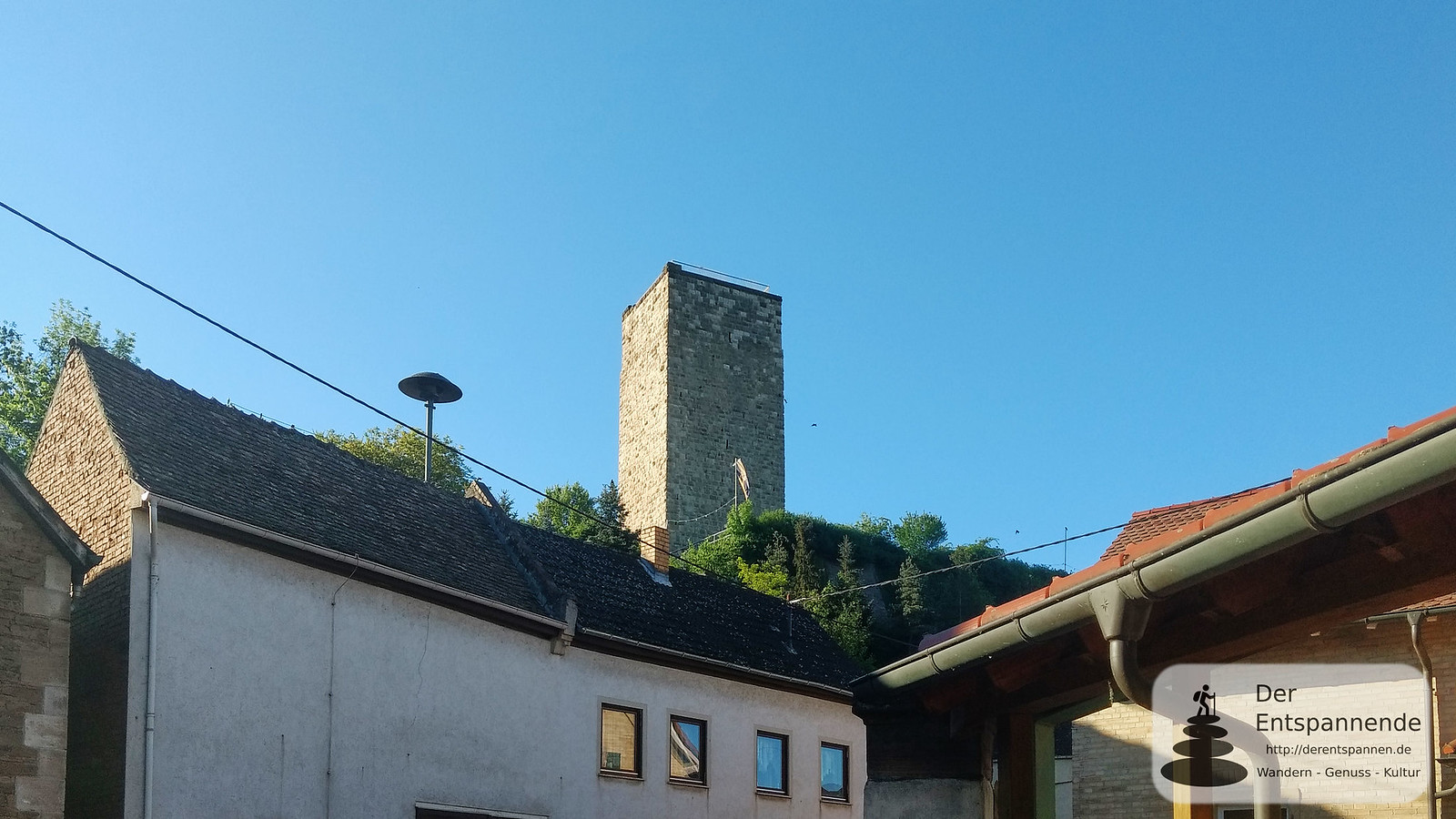 Burgruine Schwabsburg